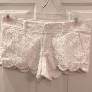 """Lilly Pulitzer """"Walsh """" shorts"""